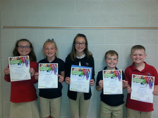 Watershed Arts Contest Participants