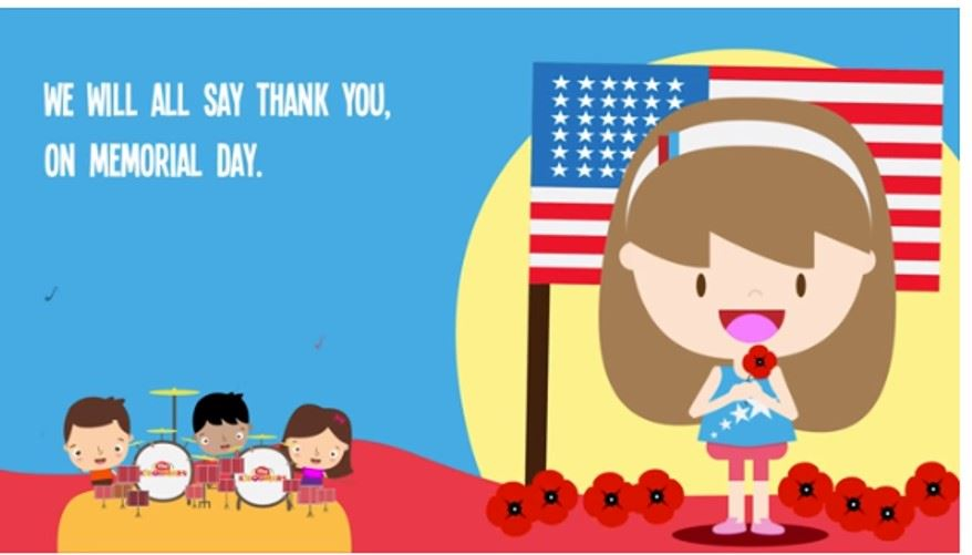 Have a wonderful Memorial Day weekend!