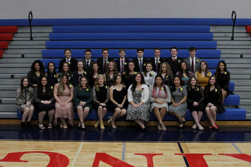 2019-2020 National Honor Society