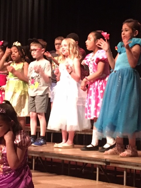 Kindergarten Musical..Mother Goose