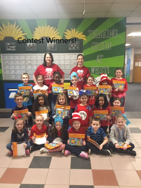 Read Across America Contest Winners