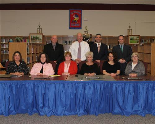 2018 Riverside School Board
